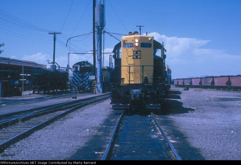 ATSF741 1511-Mobest Yard 1962