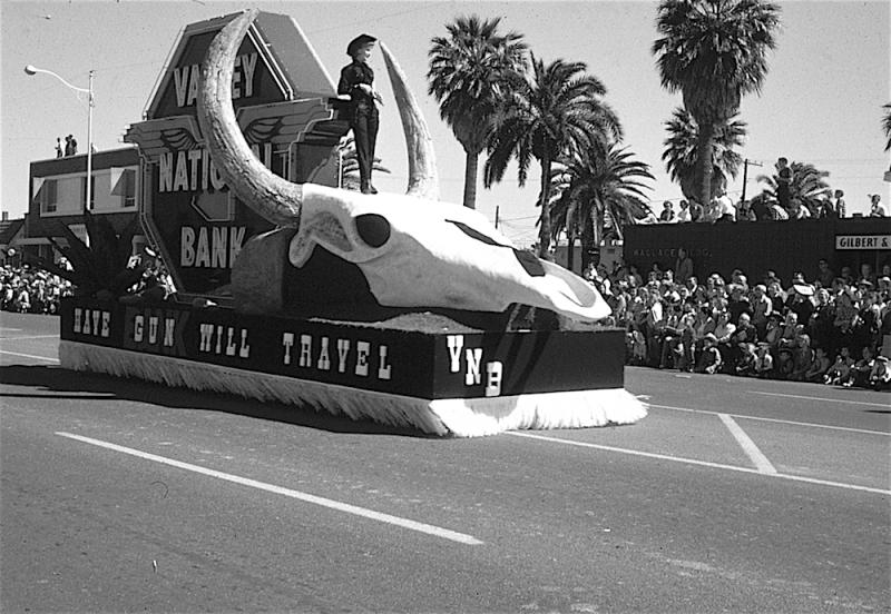 VNB float (Larry Harker)