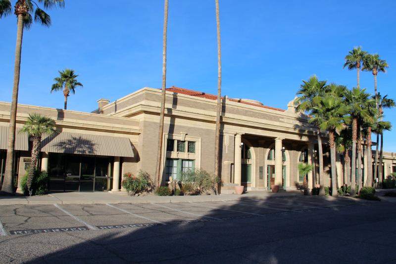 El Paso & Southwestern depot Tucson