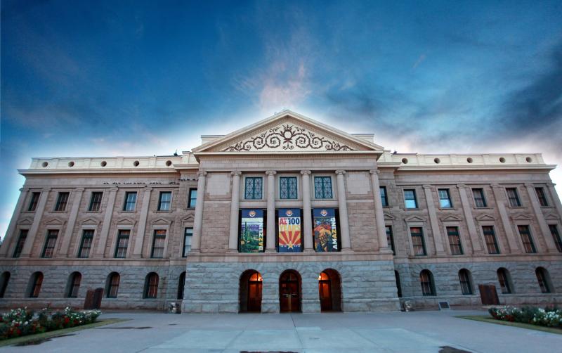 Arizona_Capitol_Museum_2014. Gage Skidmore