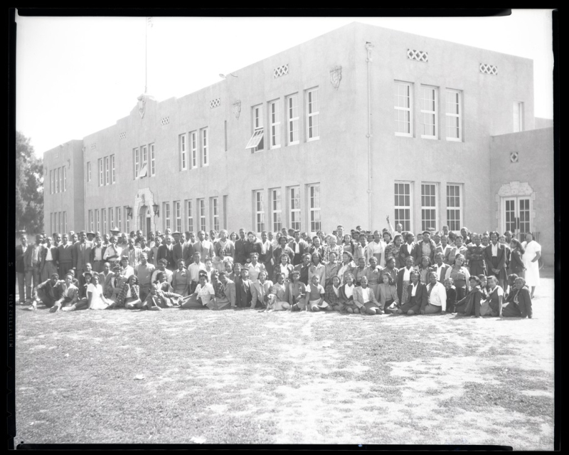 Carver students staff 1941