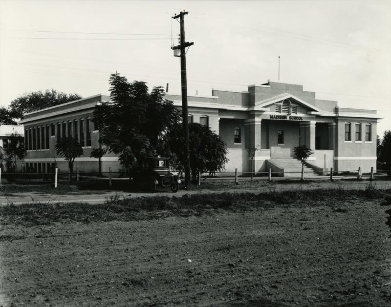 Madison School 7th St 1938