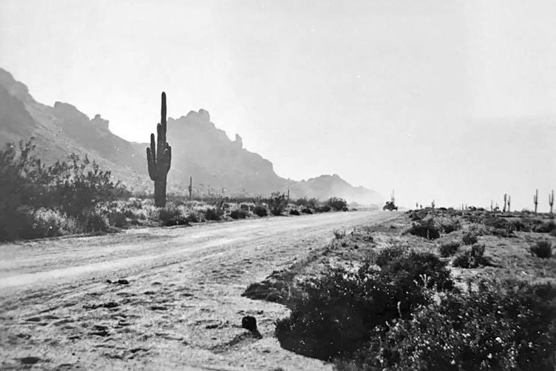 LincolnDriveWestof ScottsdaleRd_1935
