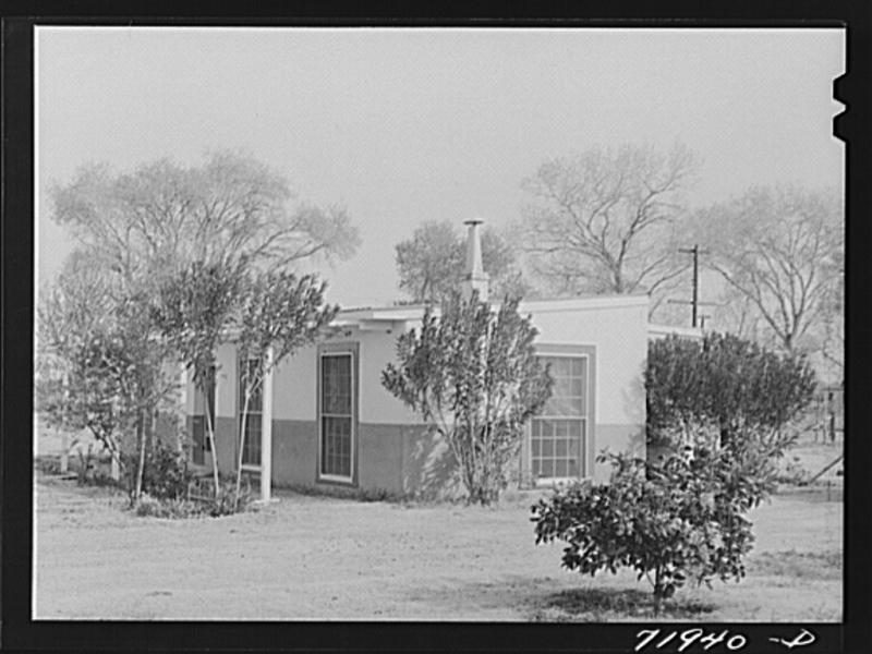 House at Camelback Farms 1940