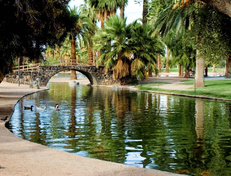 Encanto Lagoon