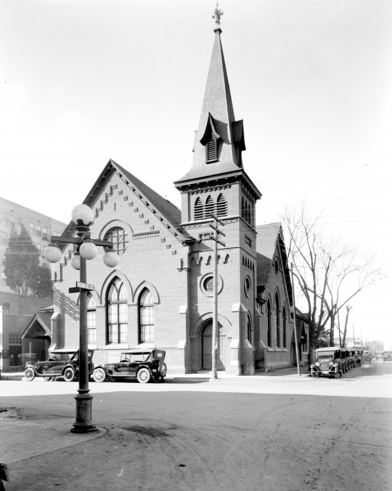 Central Methodist 1942 McC