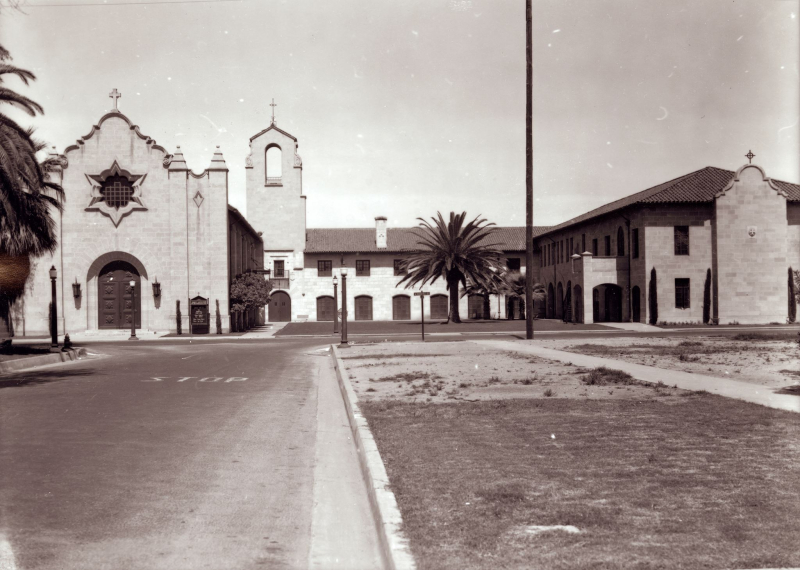 Trinity Cathedral 1941