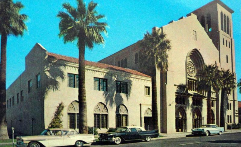 First_Baptist_Church_300_W_Monroe_1950s(1)