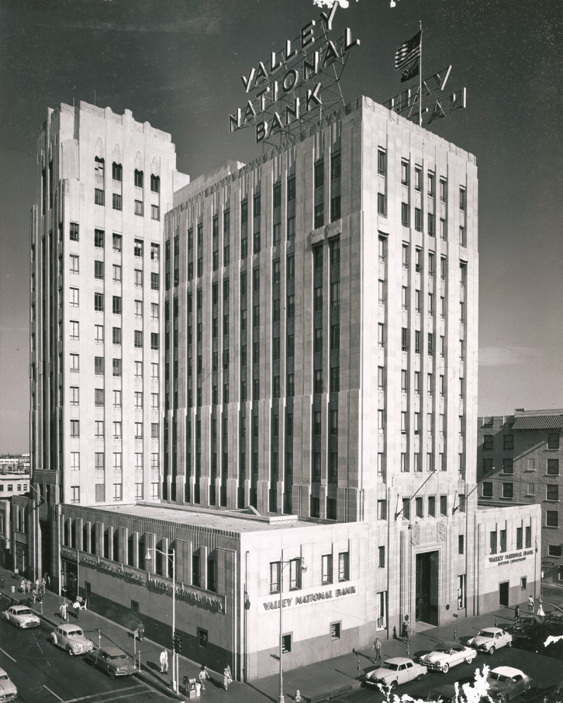 Professional Building 1950s