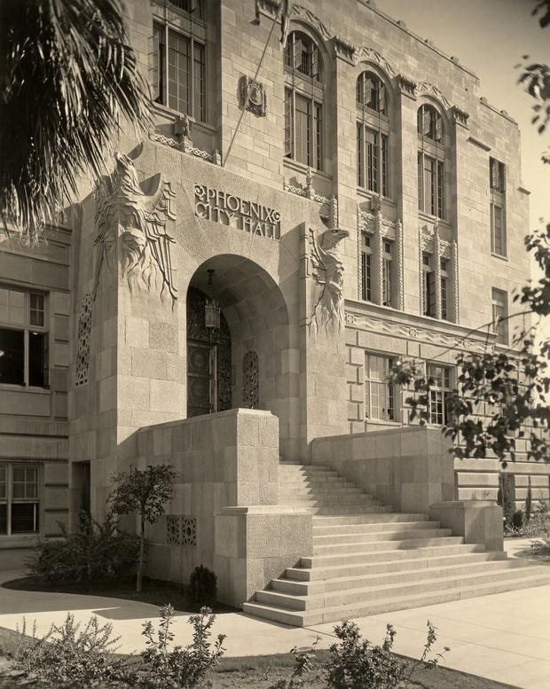 Phoenix_City_Hall_2nd_Ave_entrance_1930s copy