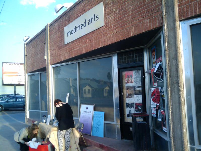 Modified Arts Roosevelt Row
