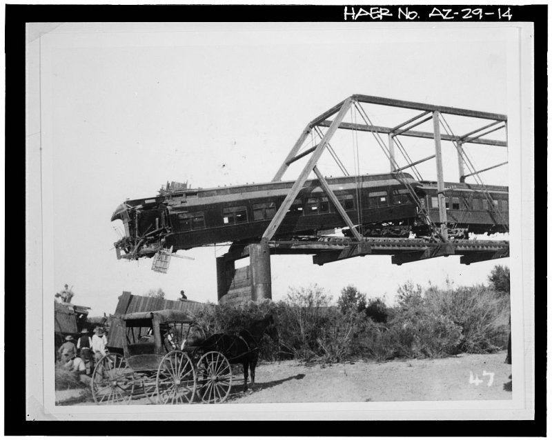 1902 Bridge collapse