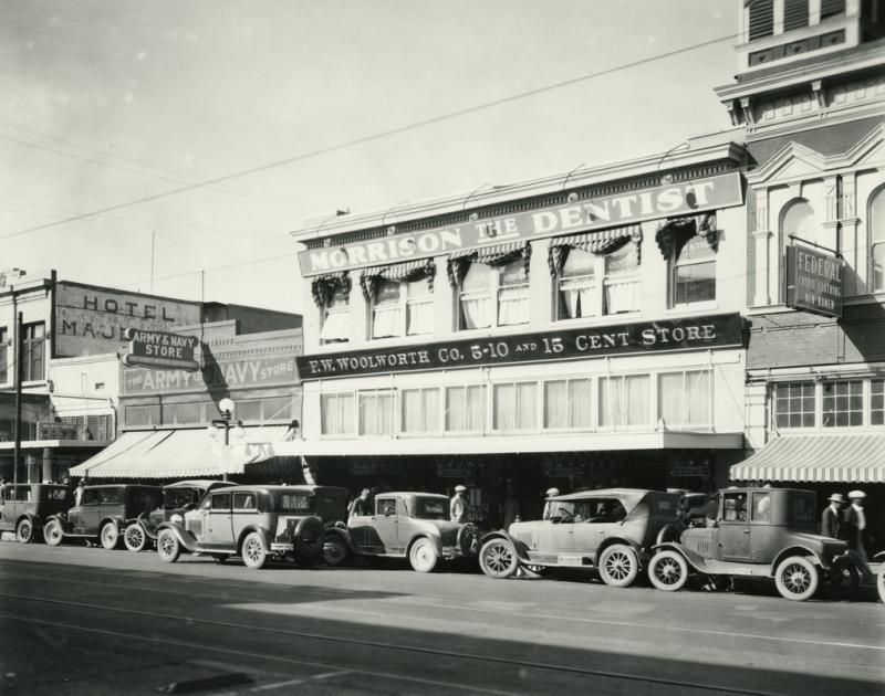 Washington St 1928