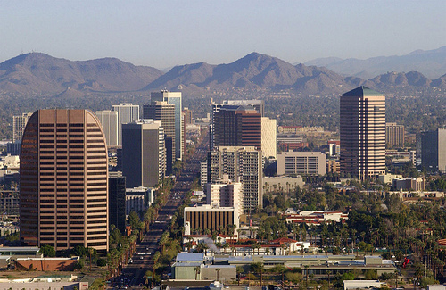 Phoenix-skyline