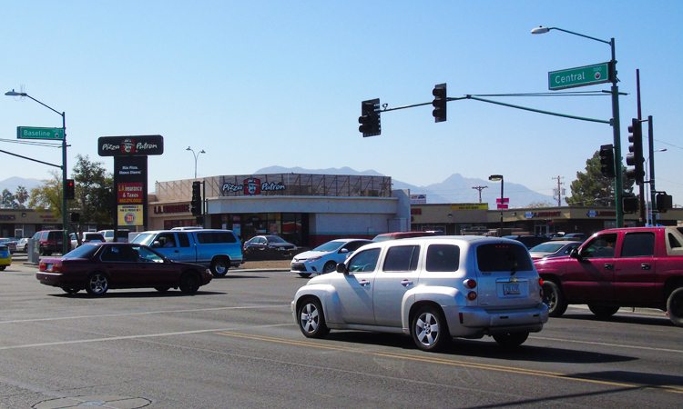 Central and baseline