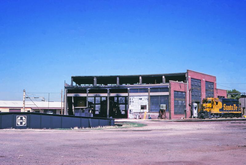Mobest roundhouse 1979 John Almond