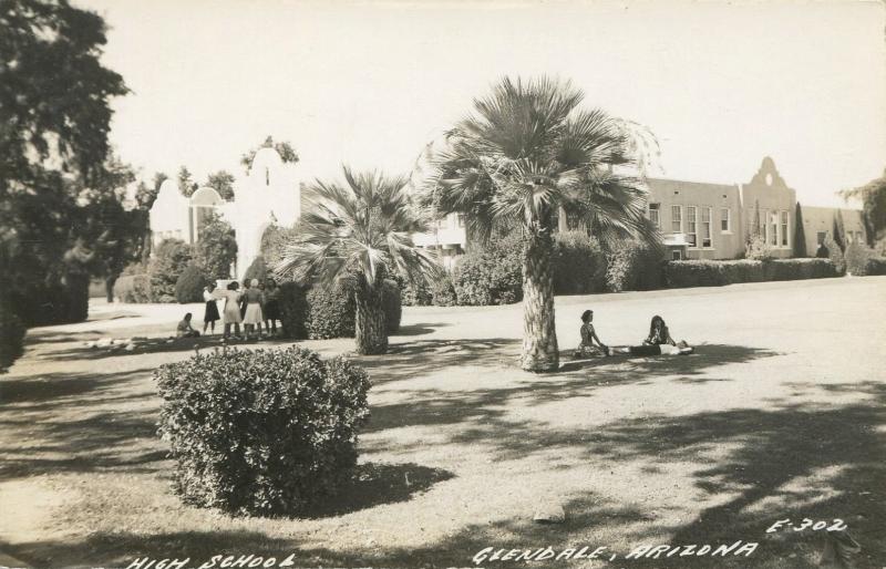 Glendale High 1940s