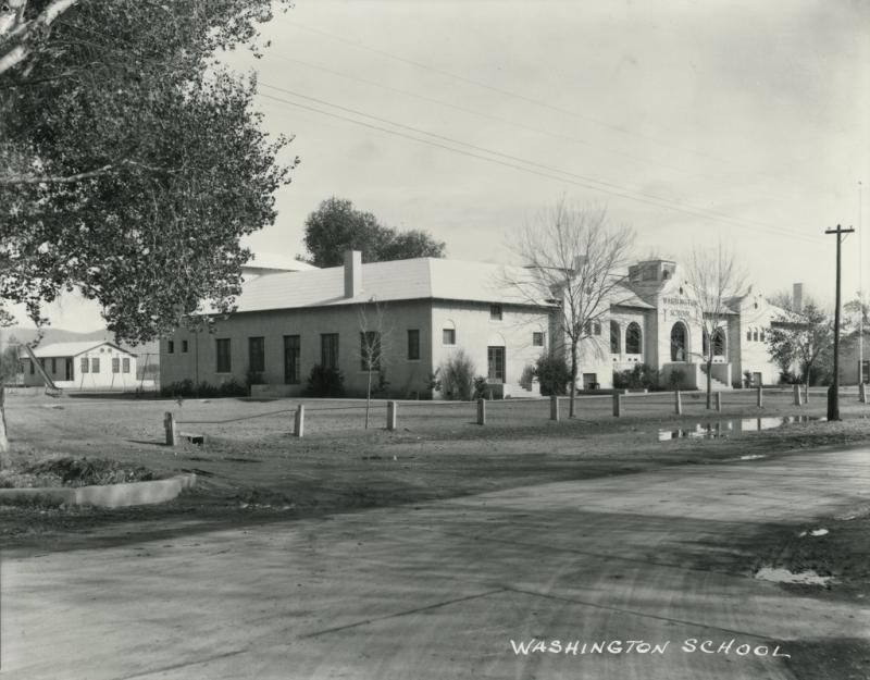 Washington School 1937