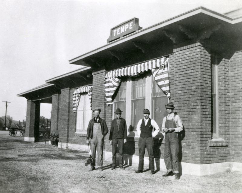 Tempe depot