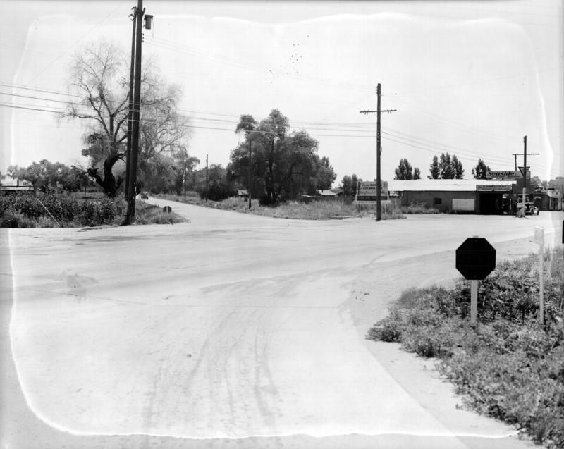 Grand Ave Lateral 4 near Thomas 1941