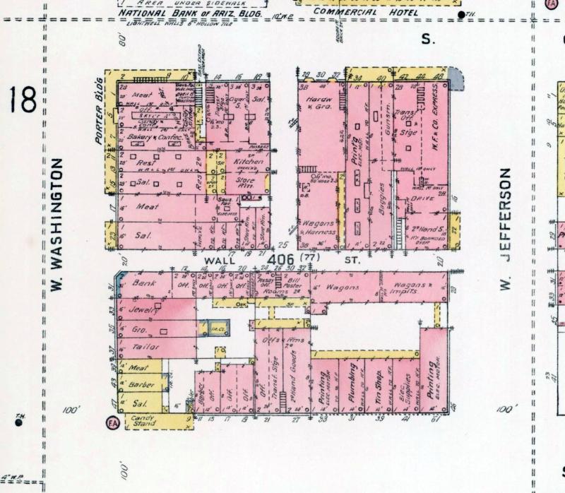 Sanborn block 77 1911