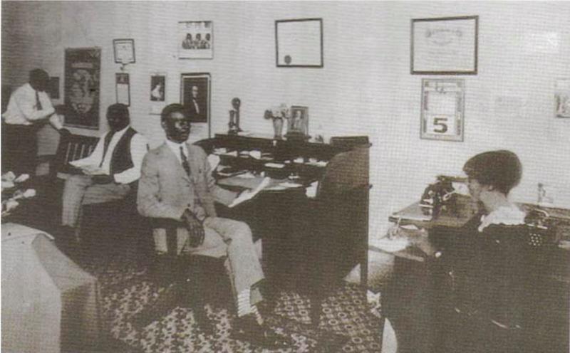 Arthur Randolph Smith founded The Phoenix Tribune