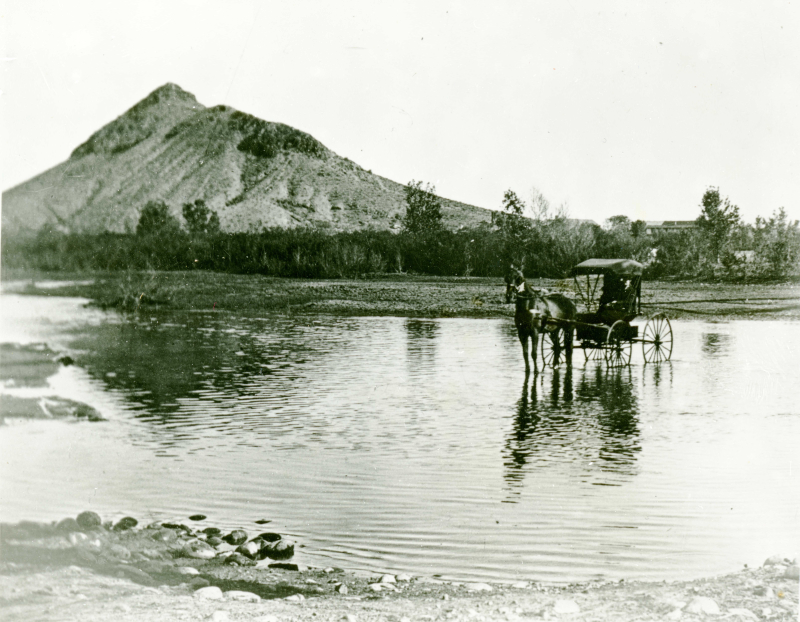 Salt River pre-dam 1 THM