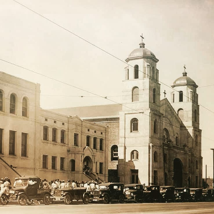 Immaculate Heart 1920s