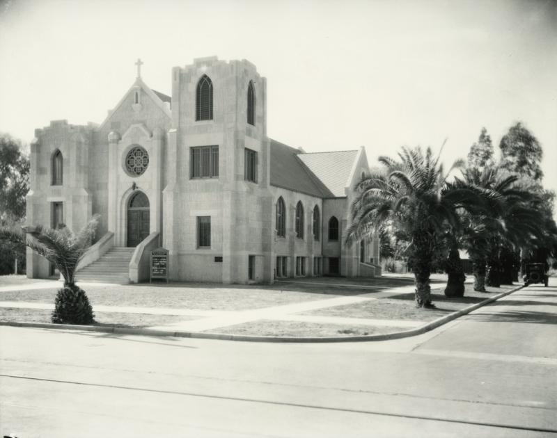 Grace Lutheran 3 St Moreland 1930