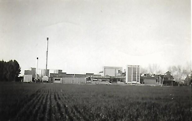 Central Avenue Dairy 1940s