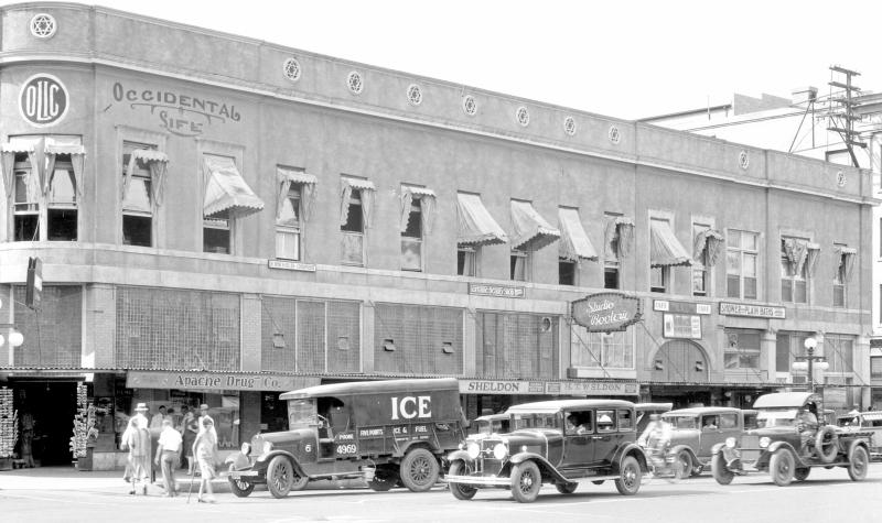 1st_Ave_Adams_northwest_corner_ONeill_building_1920s(1)