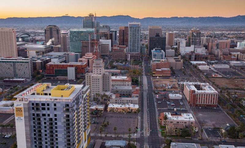 Downtown Phoenix 2020
