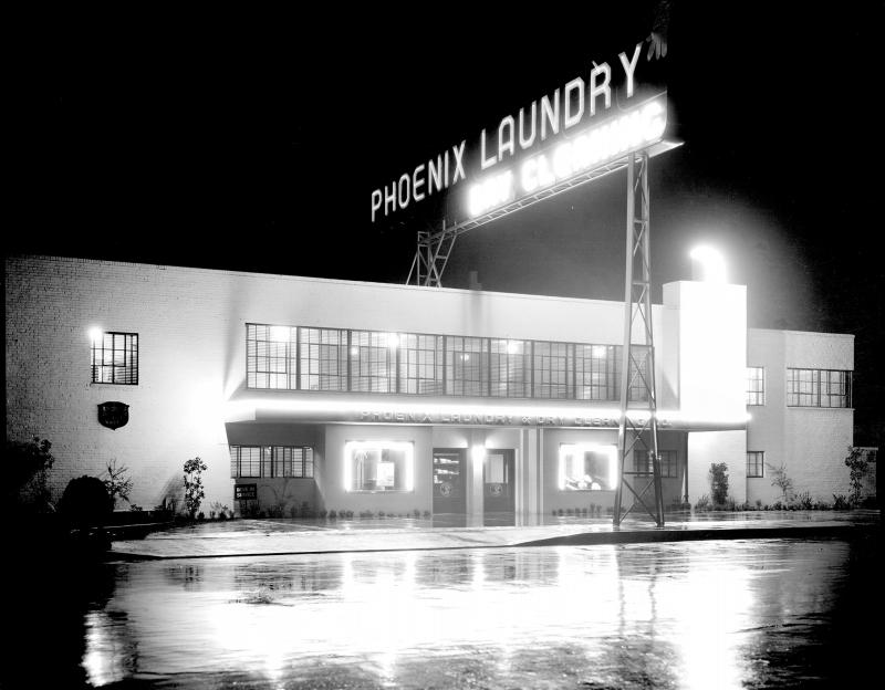 Phoenix_Laundry_night_333_N_7th_Ave_1940s(1)