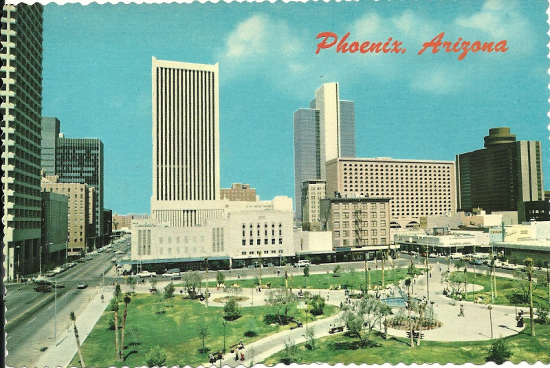 Downtown late 1970s