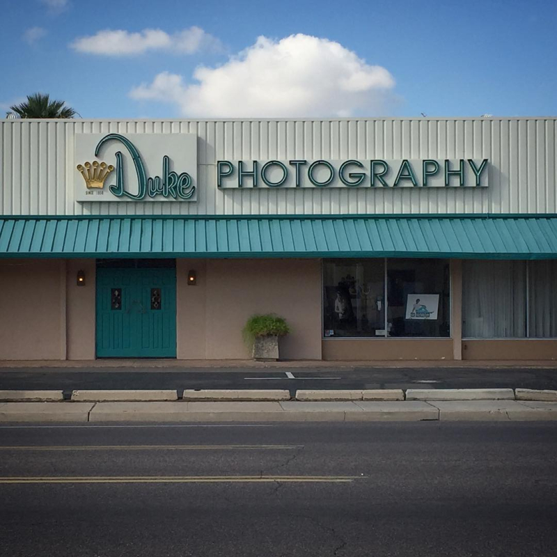 Duke Photography building