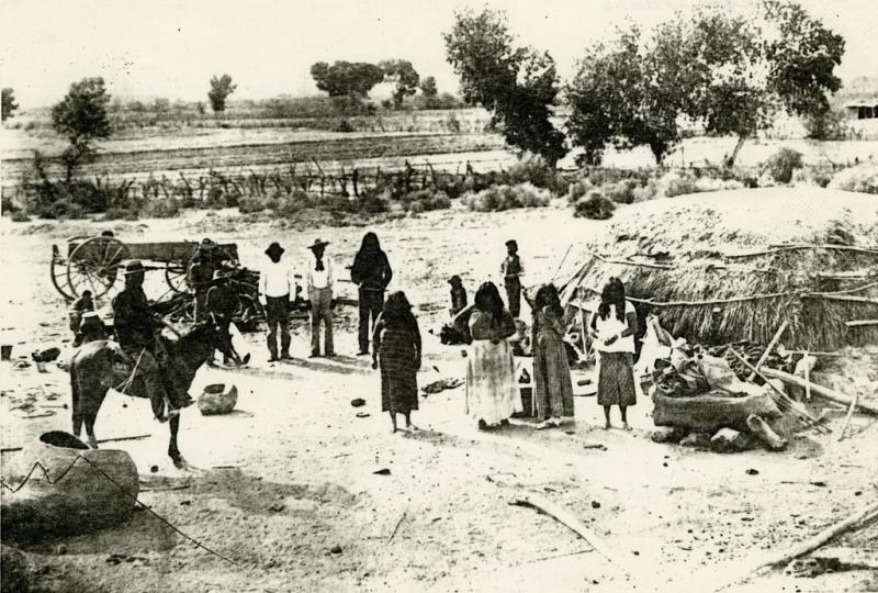 Maricopas at 44th Wash circa 1920s