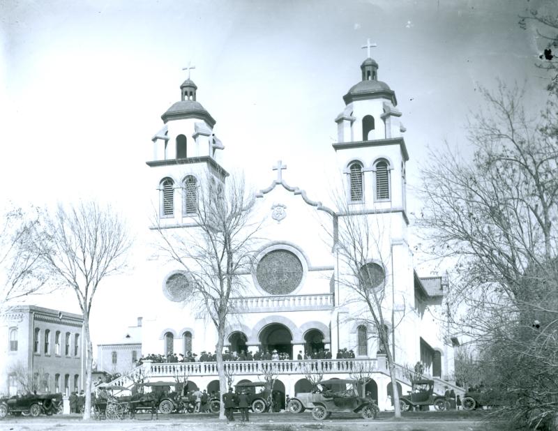 St. Mary's 1920s