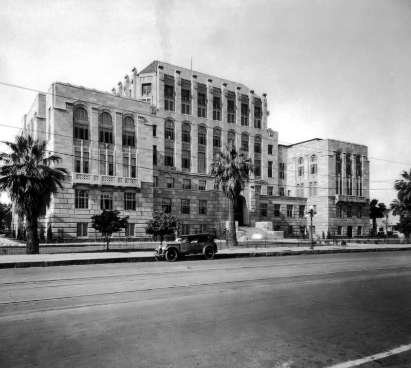 County Courthouse 1929