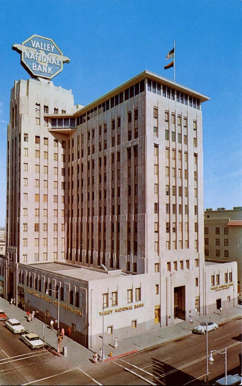 VNB Building circa 1960