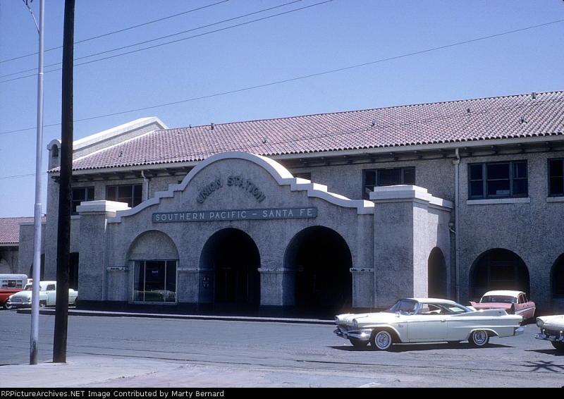 Union Station in 1962