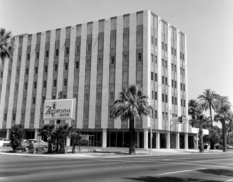 Arizona Bank Central Cypress 1960s